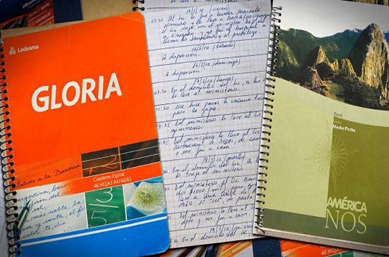 Los cuadernos de la corrupción