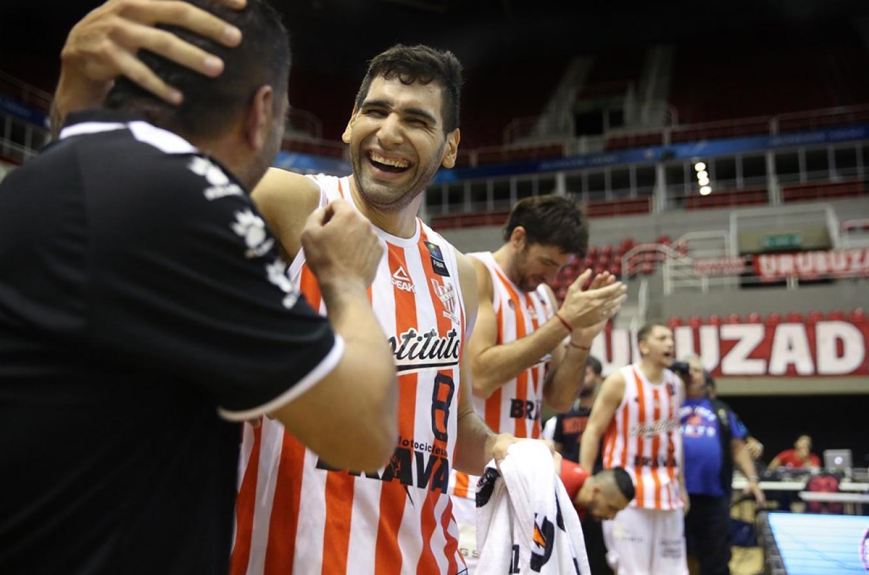 """Del subcampeón al campeón: el """"Chuzito"""" González jugará en San Lorenzo"""