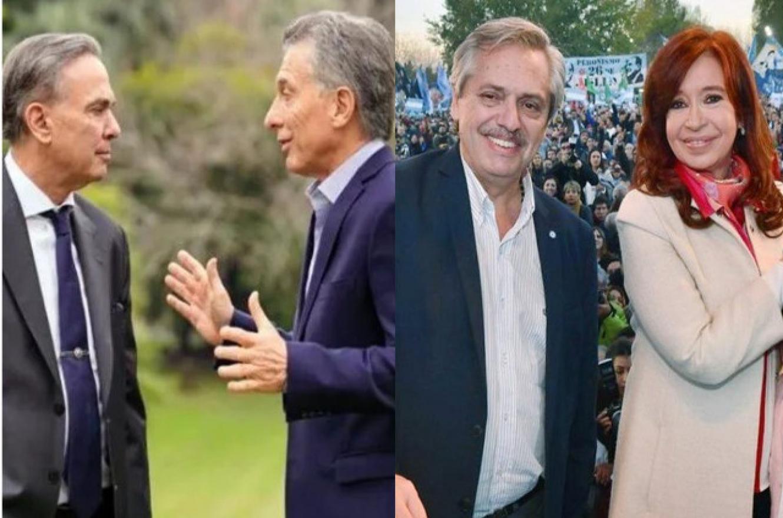fórmulas presidenciales