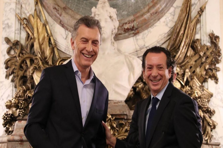 Macri y Sica