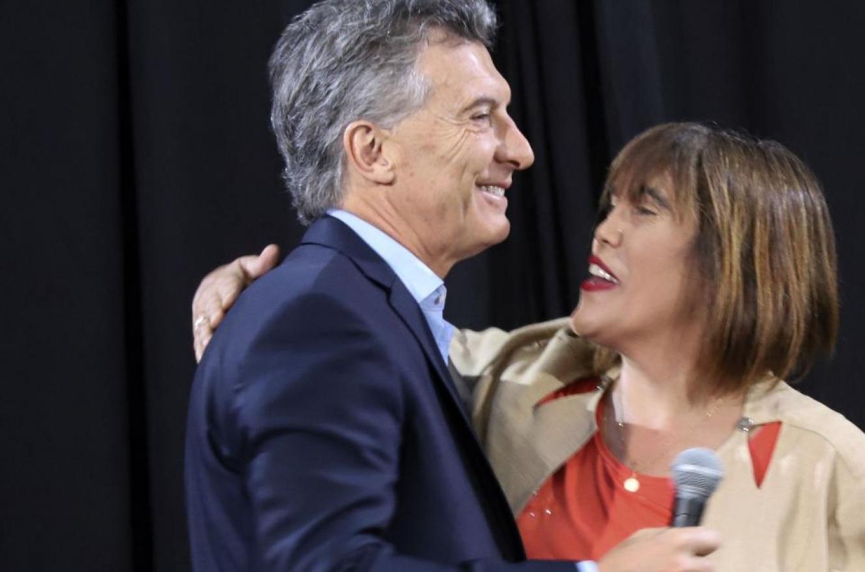 Macri y Túñez