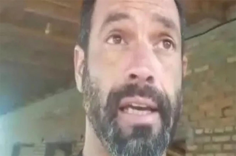 Mazaira Silveira, acusado por integrar la asociación ilícita dedicada a robos, armas y drogas en Concordia, quedó preso tras el video que viralizó.