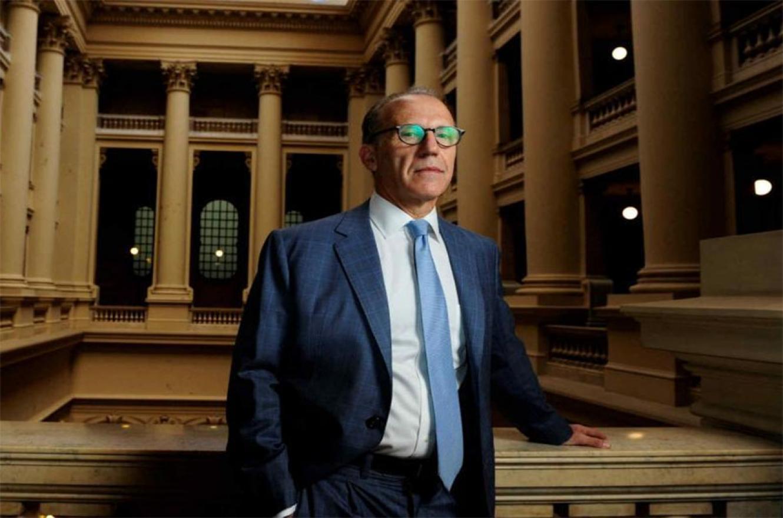 Carlos Rosenkrantz es presidente de la Corte Suprema de Justicia de la Nación.