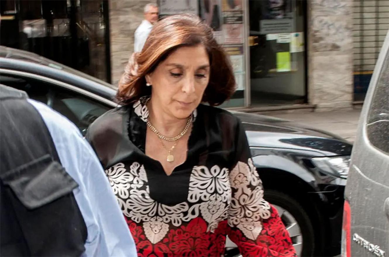 """La """"ex Señora 8"""", Silvia Majdalani, está citada a prestar declaración indagatoria el próximo lunes."""