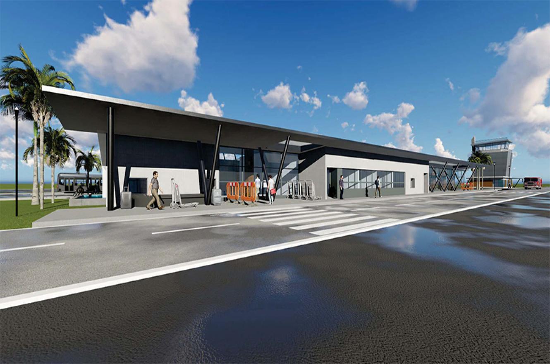 La obra del nuevo aeropuerto para Concordia tiene un financiamiento de 37 millones de dólares, aportados por el BID.
