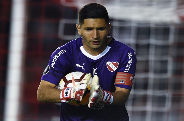 Independiente y Martín Campaña llegaron a un acuerdo