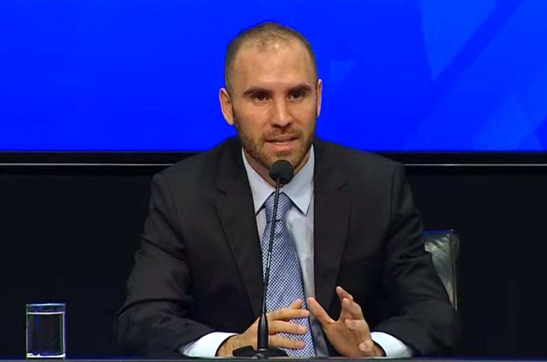 Martín Guzmán explica su plan para manejar la deuda externa