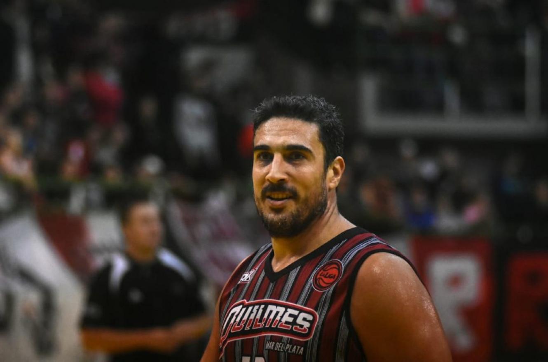 """El entrerriano """"Maxi"""" Maciel jugará otra temporada con Quilmes de Mar del Plata"""