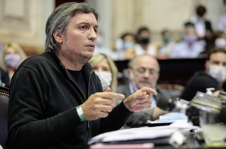 Máximo Kirchner declaró un patrimonio de $400 millones en 2020
