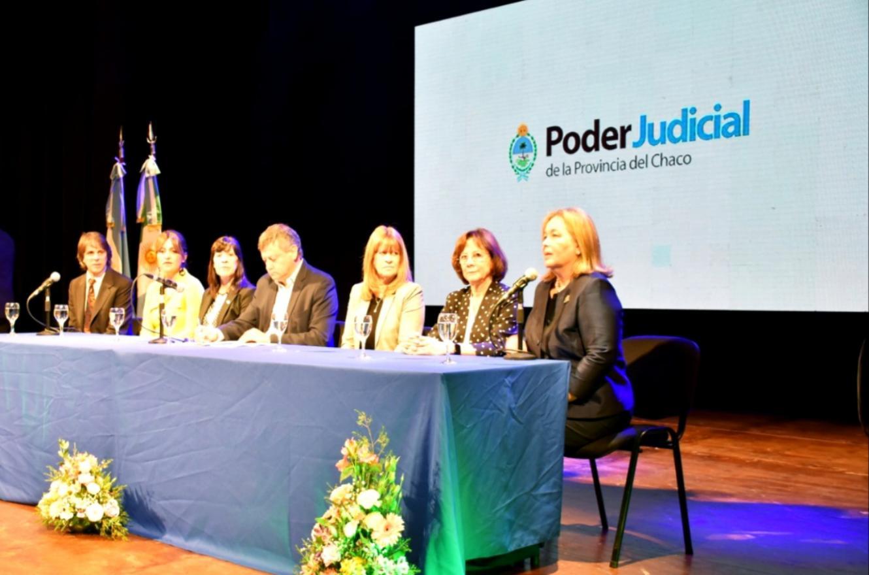 Medina y Garzón participaron del sorteo de ciudadanos en Chaco