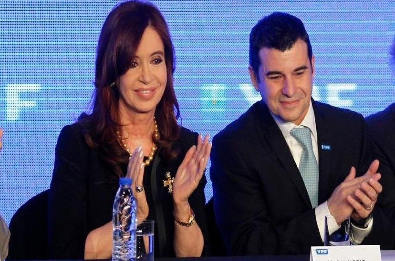 Cristina Kirchner Miguel Galuccio