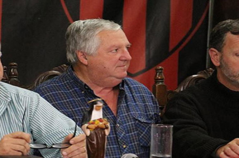 """En las redes, deportistas, clubes y otras instituciones despidieron a """"Tito"""" Hollman"""