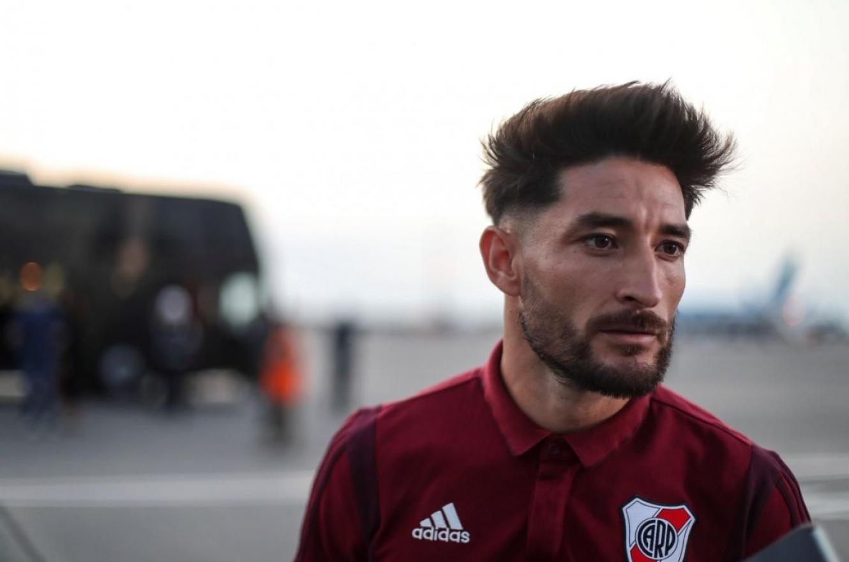 El entrerriano Milton Casco se recuperó y estará el domingo ante San Lorenzo