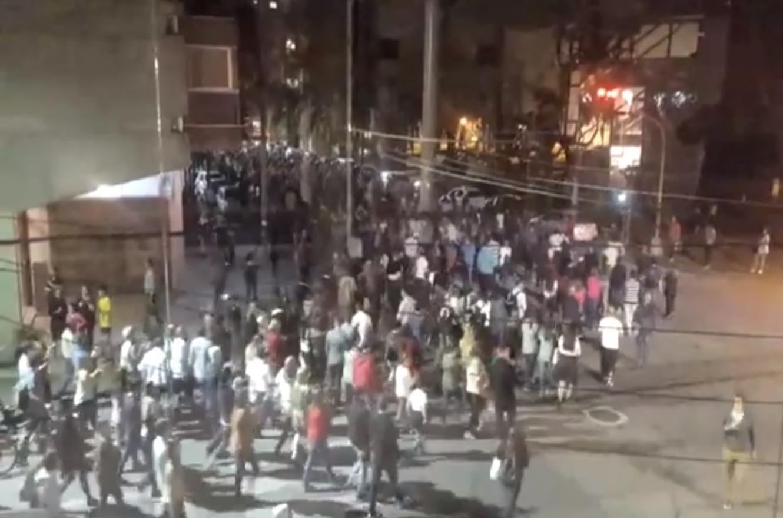 Movilización Santa Fe