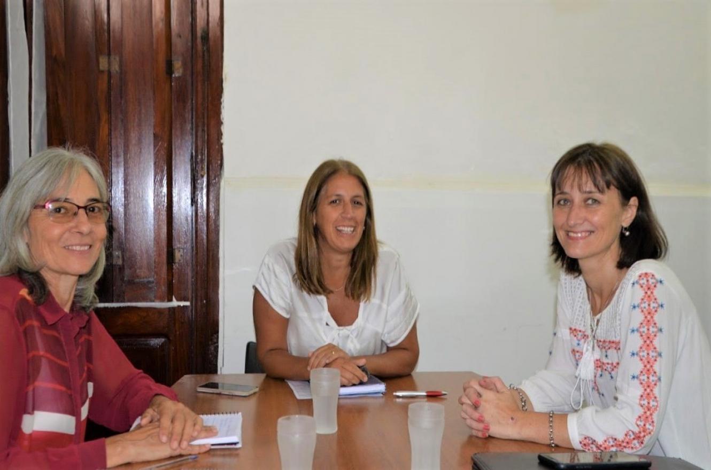 El municipio de Paraná colaborará con el de Cerrito en el dictado de talleres