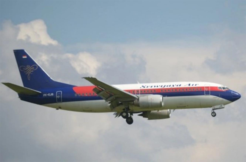Un modelo similar al del avión que sufrió el accidente.