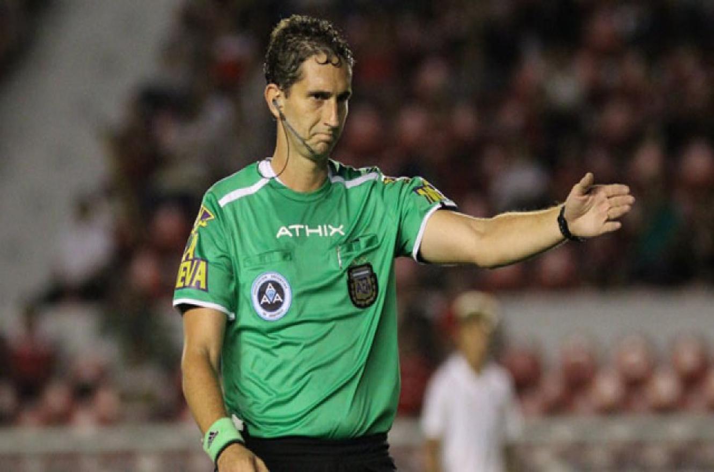 Patronato jugará el sábado en Florencio Varela,con arbitraje de Nicolás Lamolina