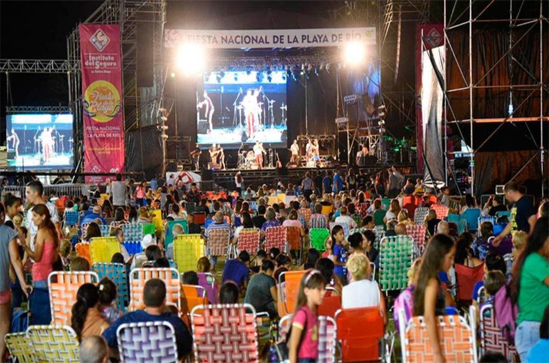 Fiesta de la Playa en Concepción del Uruguay