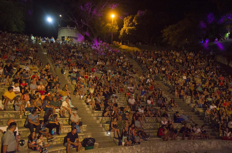 Actividades culturales en el Anfiteatro
