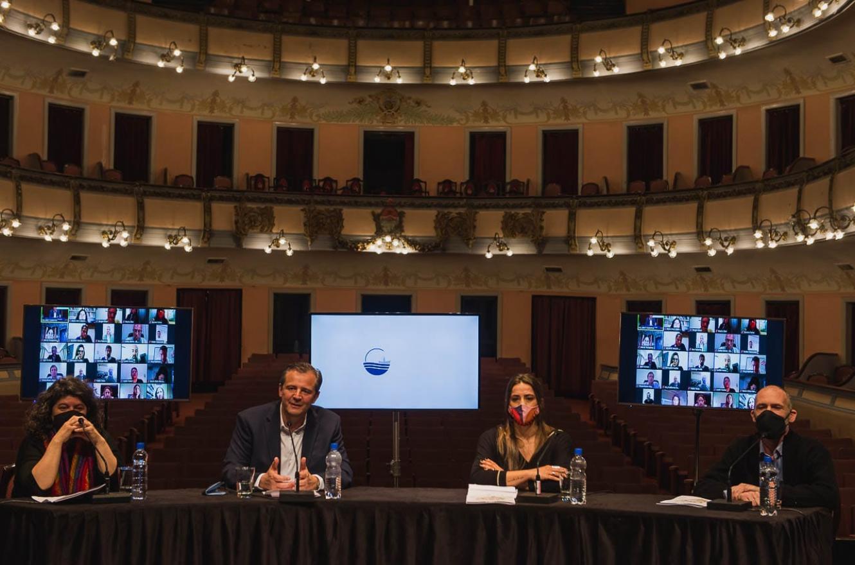 Lanzaron formalmente la Editorial Municipal de Paraná