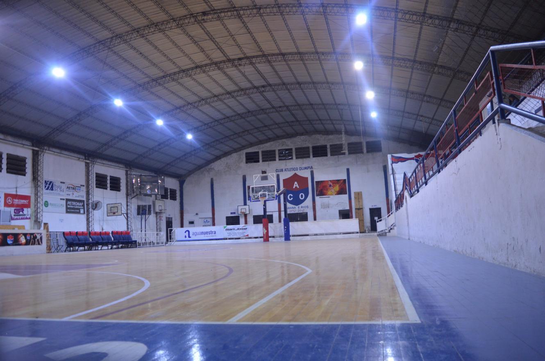 Olimpia aprovecha la inactividad para mejorar sus instalaciones