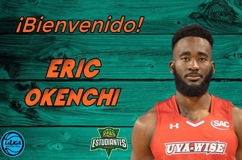 Eric Okenchi