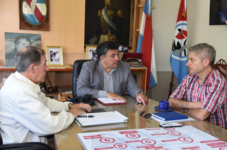 Oliva con Sindicato municipal