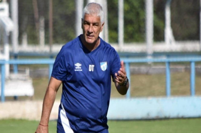 Antes de recibir a Patronato, De Felippe analiza repetir el equipo en la Copa Argentina