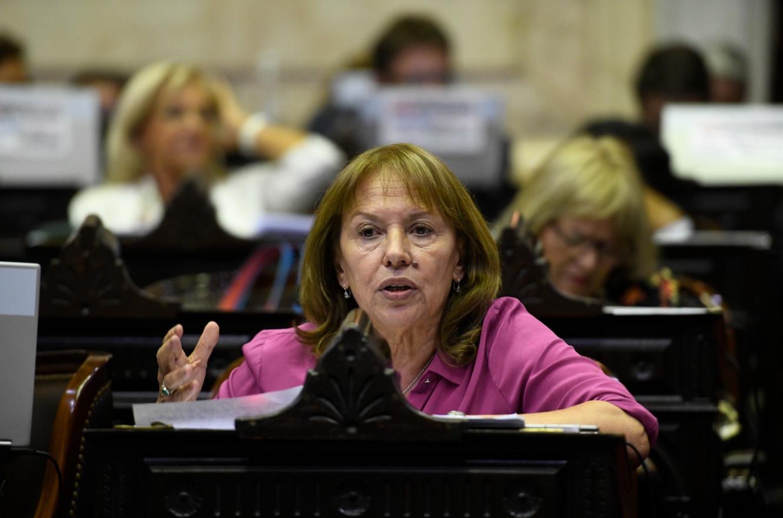 diputada nacional Blanca Osuna