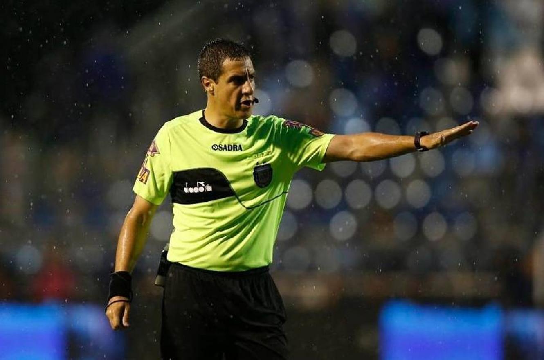 Pablo Echavarría será el árbitro de Patronato-Huracán en el Grella   Análisis