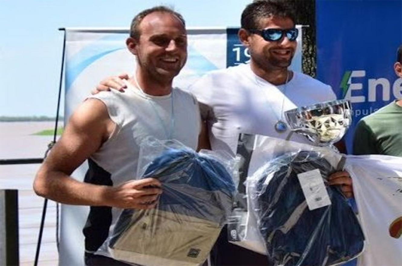 Pablo Orsaria reiteró la invitación para la primera regata virtual abierta Indoor