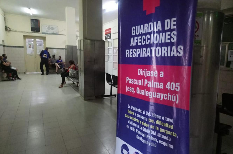 El Departamento Paraná registró la mayor cantidad de casos con 59 personas diagnosticadas con Covid-19.