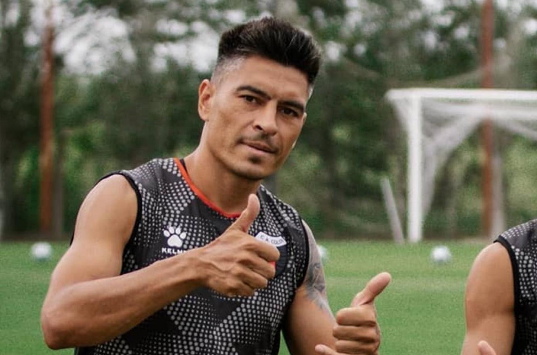 """""""Colón tiene un vestuario y un plantel muy positivos"""", destacó el entrerriano Paolo Goltz"""