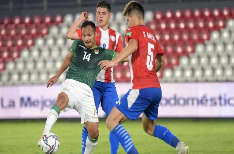 Fútbol: Paraguay y Bolivia repartieron puntos en Asunción