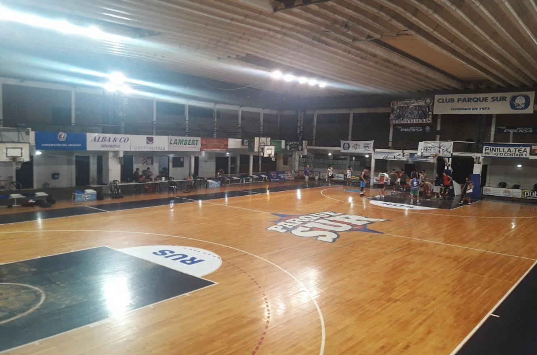 Con un plantel joven, Parque Sur inicia su pretemporada para la Liga Argentina