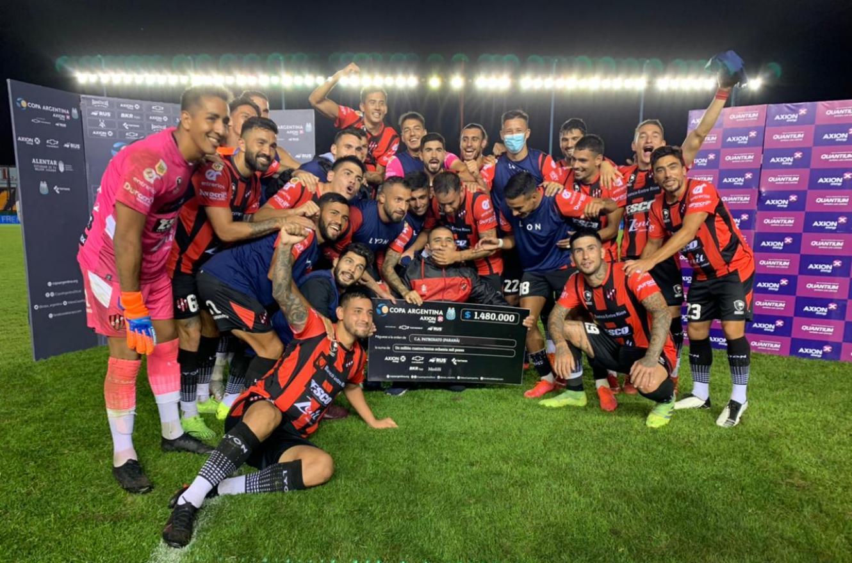Copa Argentina: Patronato eliminó a Lanús y pasó por primera vez a octavos de final
