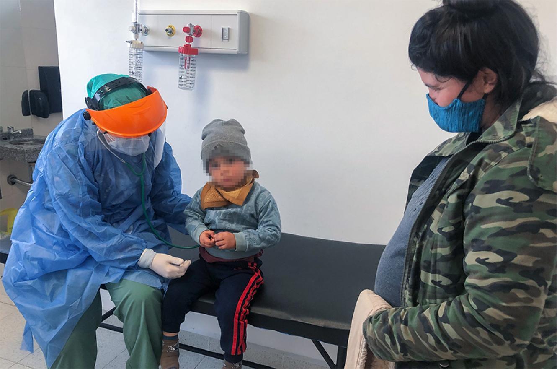 Entre Ríos garantiza la continuidad en la atención integral de niños, niñas y adolescentes tanto en hospitales como en centros de salud de toda la provincia.