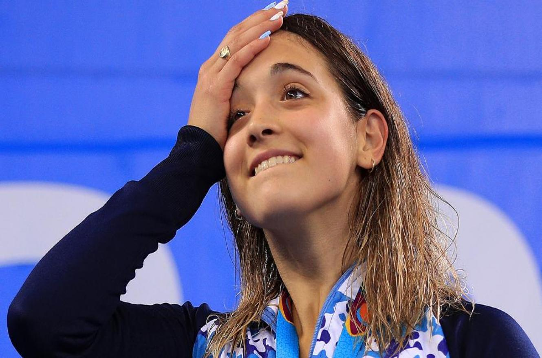 """""""Pienso en no estar tal vez en los Juegos Olímpicos"""", advirtió Delfina Pignatiello"""
