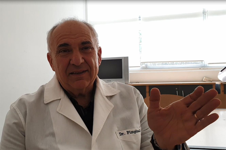 Pascual Pimpinela es jefe del Cuerpo Médico Forense de Santa Fe y tiene más de veinte años de experiencia realizando pericias médicas.