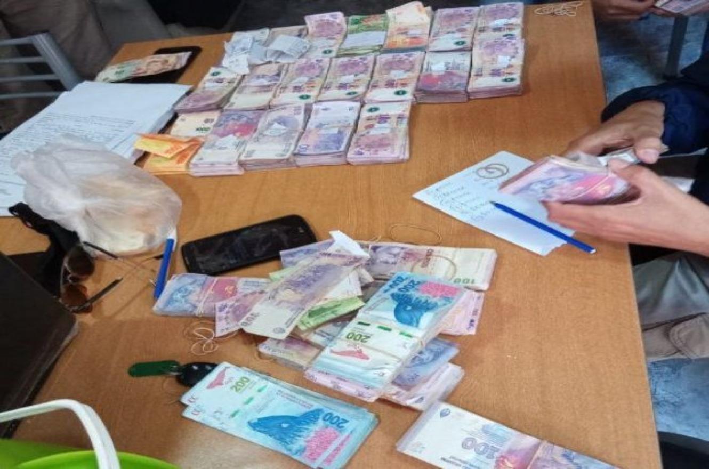 Recuperaron parte del dinero robado a la estación YPF de Paraná