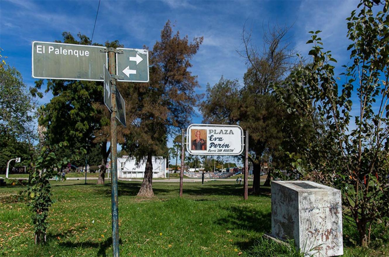 Paraná, Adán Bahl, Infraestructura Urbana, San Agustín