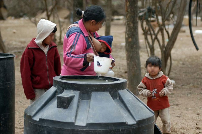 """El documento de la Pastoral Aborigen denuncia que """"no es posible morirse de hambre en la tierra bendita del pan"""", referido a la situación crítica que atraviesan pueblos y comunidades originarias del Chaco Argentino."""