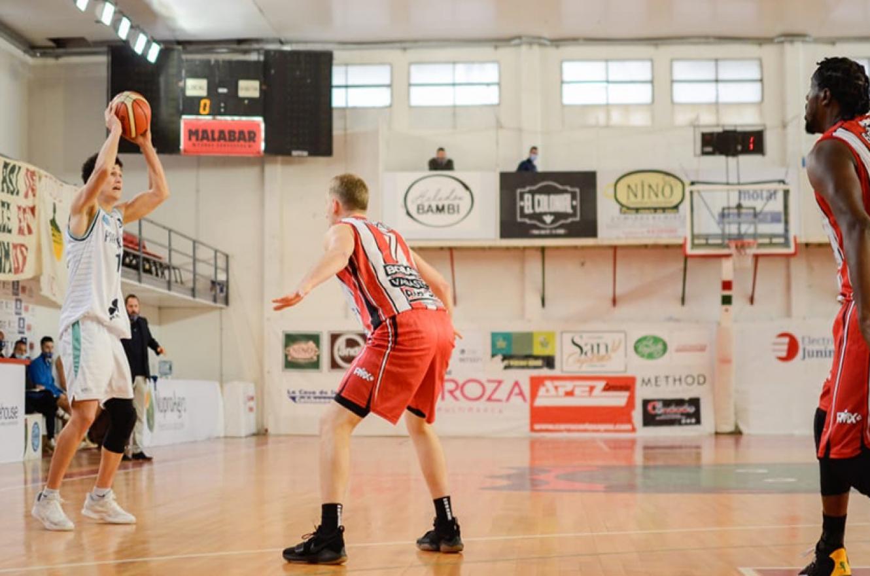 Parque Sur celebró ante Quilmes con un gran último cuarto en Junín