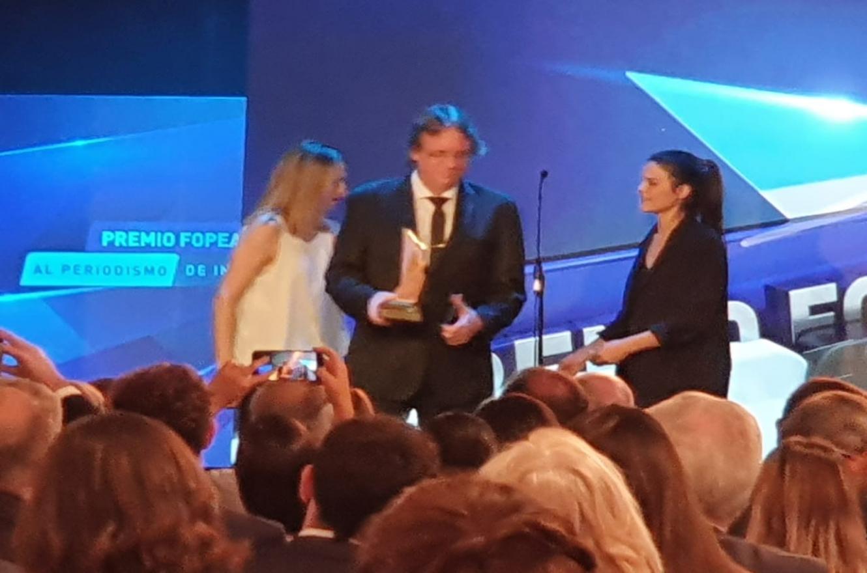 premios FOPEA