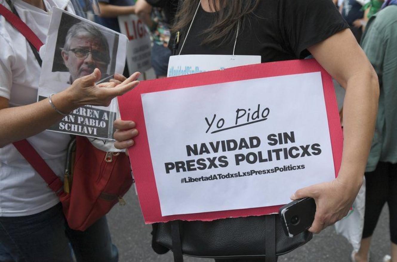 vigilia presos políticos