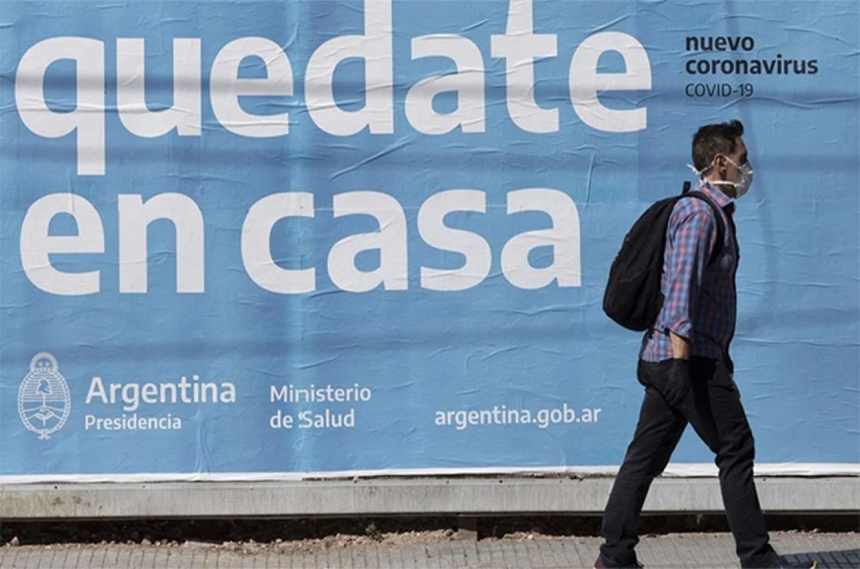 El país se ubica por detrás de los Estados Unidos, Chile, Brasil, Perú, México y Bolivía y por delante de Paraguay y Uruguay tanto en la tasa de incidencia como en la mortalidad, explicó el Presidente al comparar datos de la región.