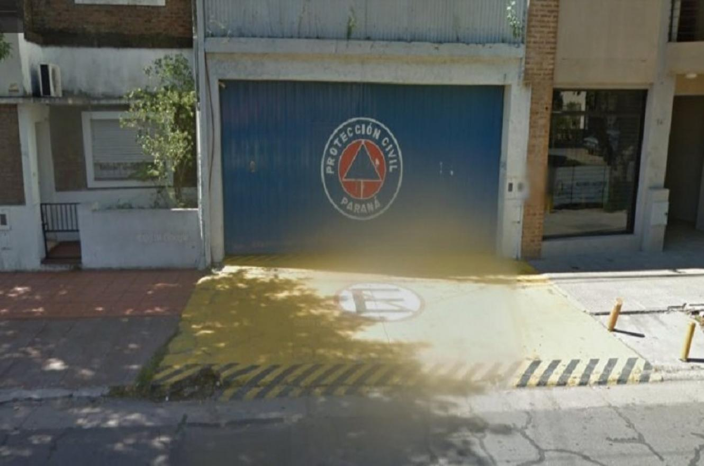 Sede de Protección Civil