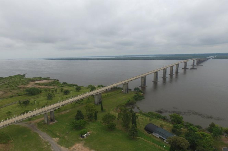 Cumple 45 años el puente Libertador General San Martín, que une Gualeguaychú y Fray Bentos