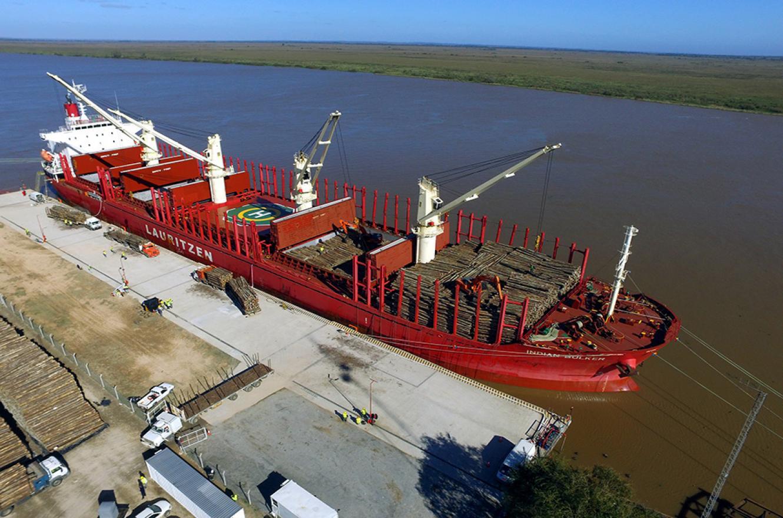 El fiscal de Estado, Julio Rodríguez Signes entiende que es estratégico que la provincia sea parte de la Hidrovía Paraná-Paraguay.
