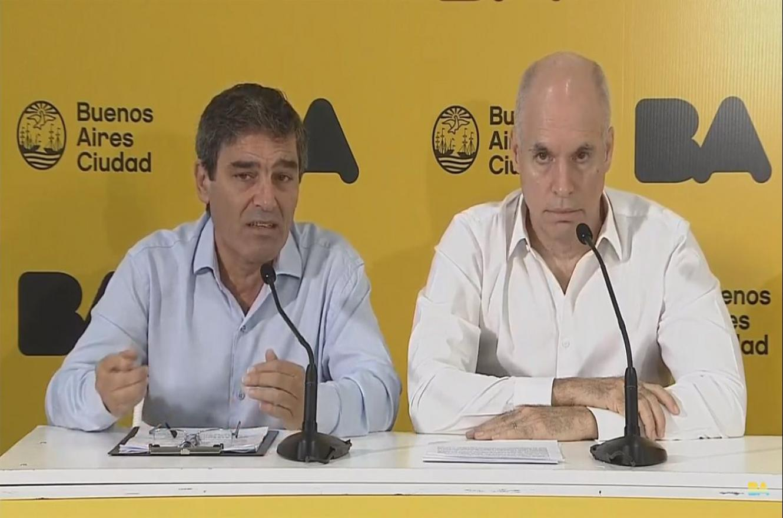 Fiscal imputó a Rodríguez Larreta y Quirós por una denuncia sobre distribución de vacunas